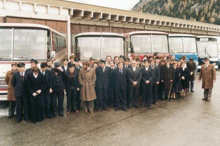 25-Jahrfeier im Jahre 1980