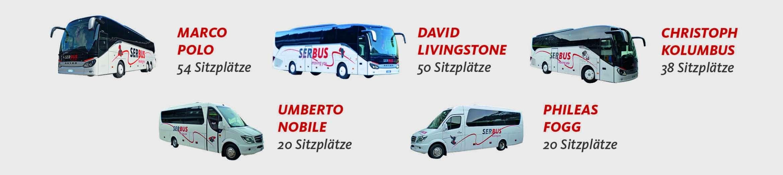 Ser Bus Busflotte A01